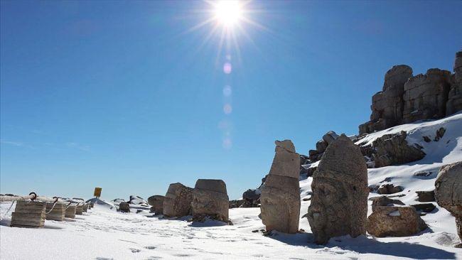 Nemrut'a 5 Yılda 530 Bin Turist