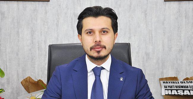 AKP Yeşilyurt'ta Yeni Görevlendirme