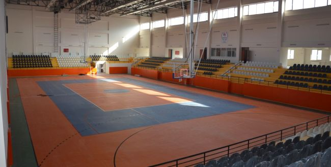Darende Spor Salonu Yenilendi