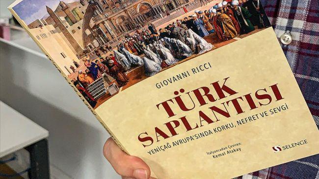 Avrupa Kültüründe 'Türk Saplantısı'