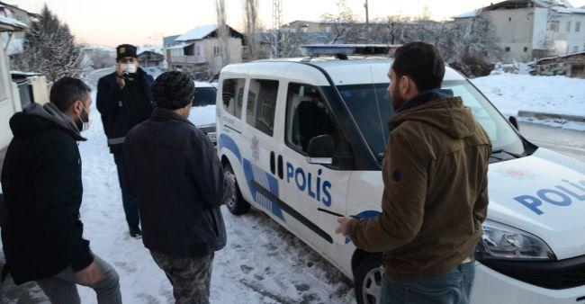Polisten Kısıtlamada Yabancı Uyruklulara da Denetim