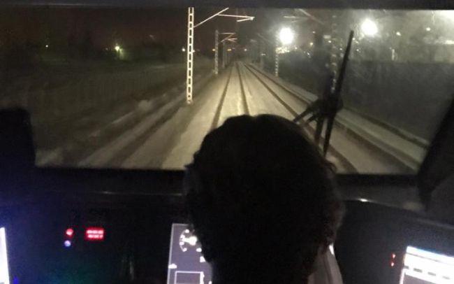 Ankara- Sivas YHT Test Sürüşü