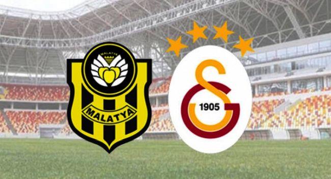 Yeni Malatyaspor, Galatasaray'la Karşılaşıyor
