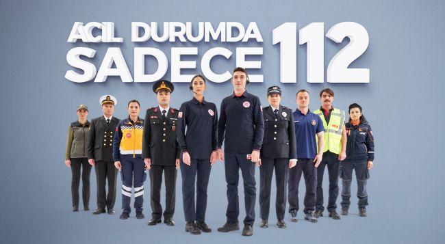 """""""Tüm Türkiye'de 112'ye Geçeceğiz"""""""