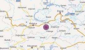 Kale'de 3,8 Büyüklüğünde Deprem