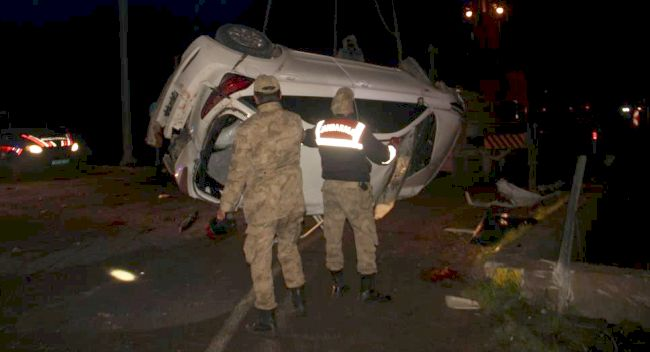 Kaza Kurbanları Malatya'da Toprağa Verildi