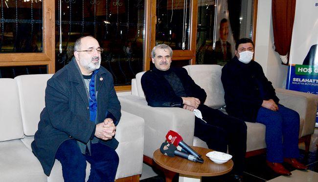 Muhtardan Gürkan'a Sınırsız Övgü