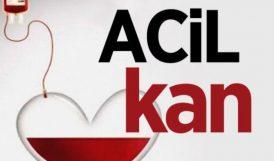 TÖTM'deki Lösemili Çocuklar İçin Çok Acil Kan Aranıyor