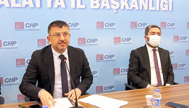 """""""Bu Kent Ne Çektiyse AKP'nin Vizyonsuzluğundan Çekti!"""""""