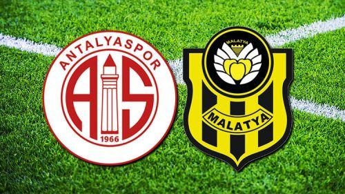 Yeni Malatyaspor, Antalyaspor'la 9. Randevuda