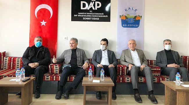 """""""Depremden Zarar Gören Kim Varsa Yanında Olduk"""""""