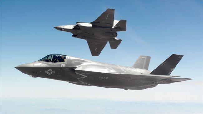 ABD'den F-35 Uçuşlarına Kısıtlama