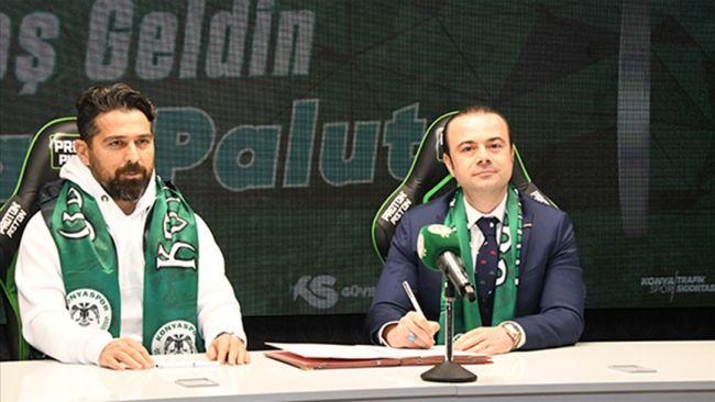 Konyaspor Palut'la Anlaştı