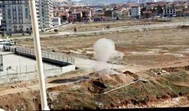 35 Yıl Önce Gömdükleri Top Mermisini Polise Bildirdi