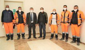 'Öncelik İşçi Sağlığı ve Güvenliği'