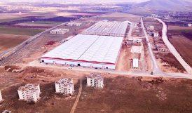 Kızılay'ın Barınma Sistemleri Fabrikası'na Eleman Alımı