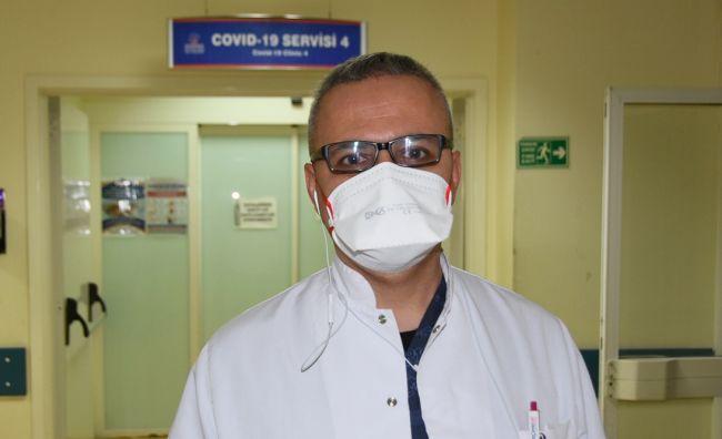 """""""Kovid Servisinde Çalıştım Ama Virüsü Hastaneden Almadım"""""""