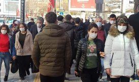 """""""Sokakta Yoğunluk Var, Vatandaşlar Dikkatli Olsun"""""""