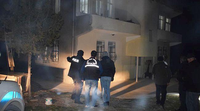 Kardeşler Arasında Silahlı Kavga.. 1'i Yaralandı