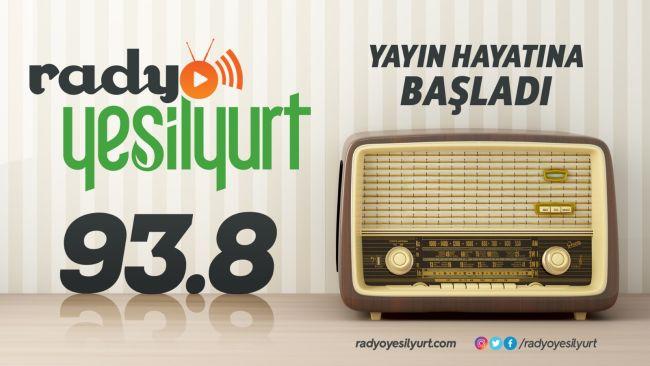 CHP'den Yeşilyurt Belediyesi'nin Radyosuna Tepki