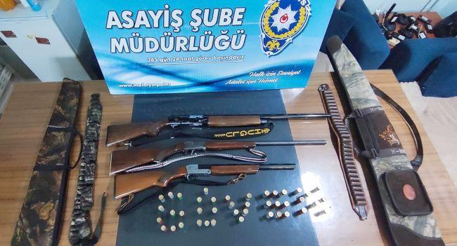 Polisten 'Çenç' Araç Operasyonu