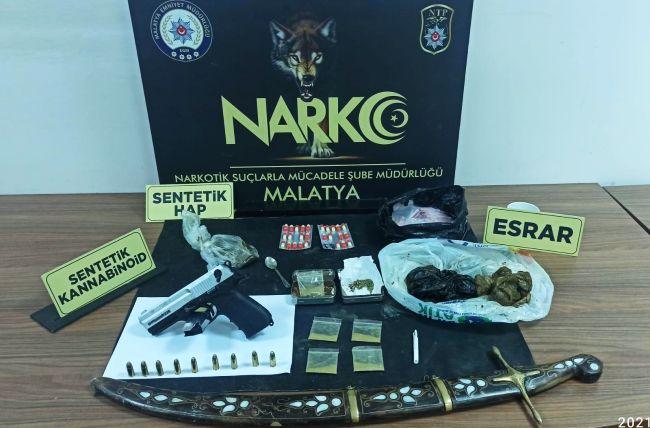 Narkotik'ten Torbacı Operasyonu.. 10 Gözaltı