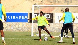 YMS, Beşiktaş Maçı Hazırlıklarına Başladı