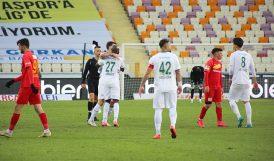 Yeni Malatyaspor Kazanmayı Unuttu