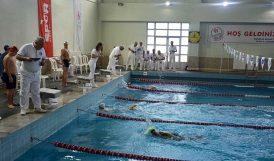 Yeşilyurt'ta Yüzme Şenlikleri