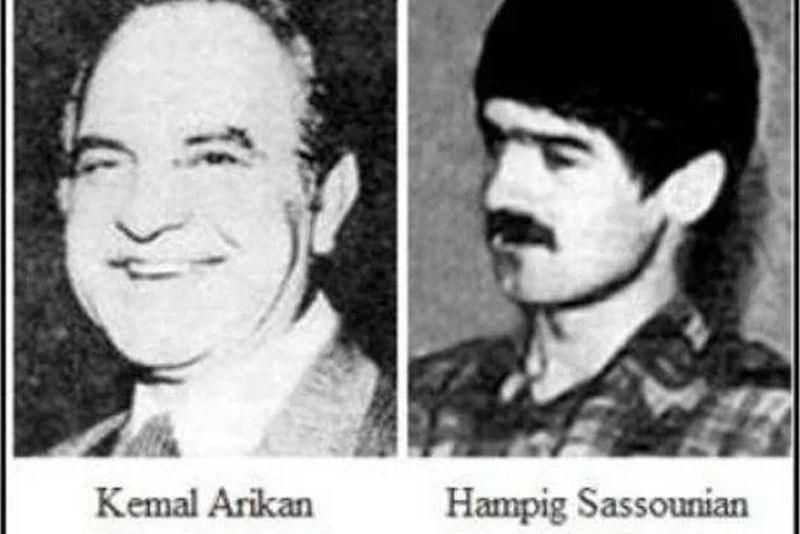 Türk Diplomatı Öldüren Ermeni Teröristin Serbest Kalma İhtimaline Tepki