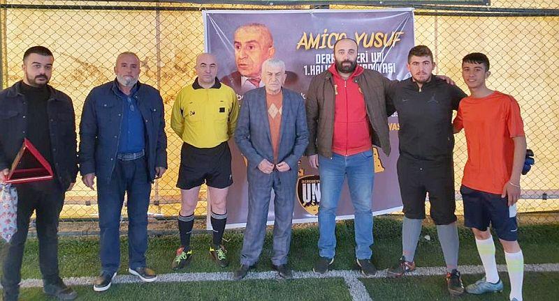 Amigo Yusuf Adına Turnuva