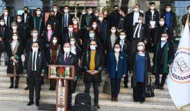 Malatya Barosu'ndan Avukat Cinayetine Tepki