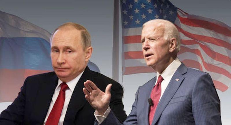 """""""Biden, Putin'in Görüşme İsteğini Reddetti"""""""