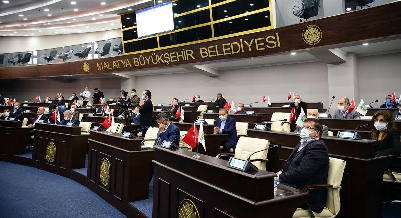 Büyükşehir Meclisi'nde Sultansuyu Çıkışı