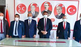 'MHP Yönetimiyle Uyumlu ve Güzel Çalışıyoruz'