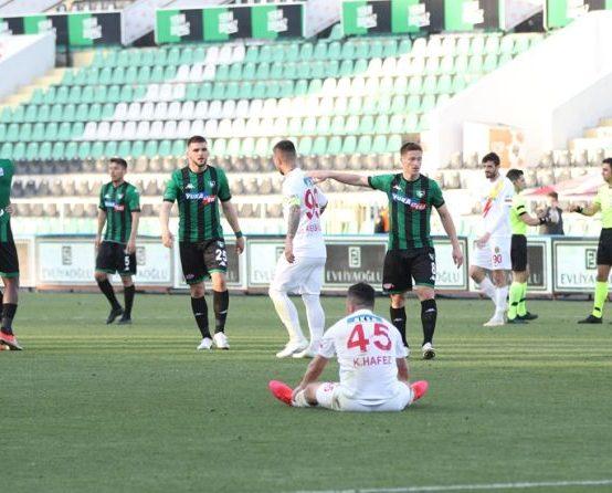 YMS'den '6 Puanlık' Bir Maç da Denizlispor'a İkram!. 3-2
