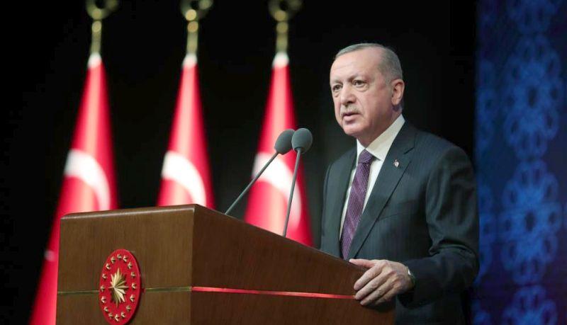 Erdoğan, İnsan Hakları Eylem Planını Açıkladı