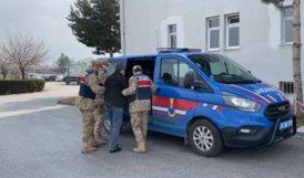 FETÖ'den Aranan Emekli Polis Yakalandı