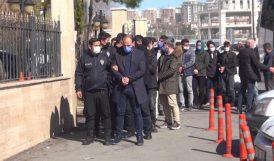 FETÖ'ye 13 İlde 35 Gözaltı
