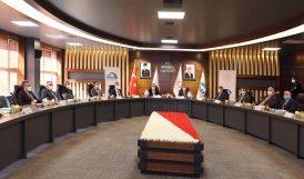 FKA Toplantısına Malatya'dan Sadece Vali Katıldı