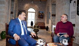 Gürkan 'Senin Şehrin' Programına Katıldı