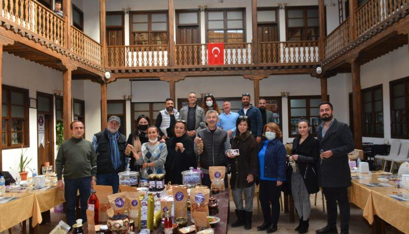 Gastronomi- Gezi Yazarları Arapgir'de Ağırlandı