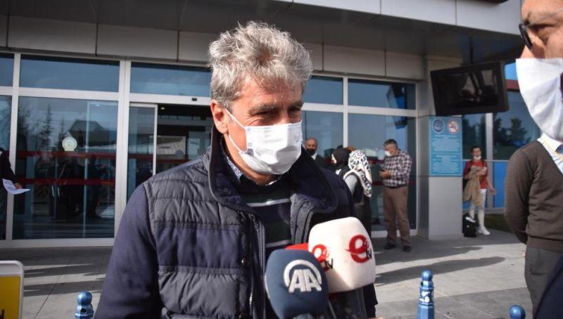 """Hamzaoğlu: """"Kayseri Sempati Duyduğum Bir Kulüptü"""""""