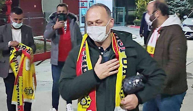 Yeni Malatyaspor İrfan Buz'la Yeniden Anlaştı
