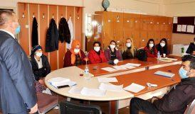 Milli Eğitim Çalışanlarına İş Güvenliği Eğitimi