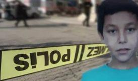 Çocuk Cinayetinin Faili Köyünde Yakalandı
