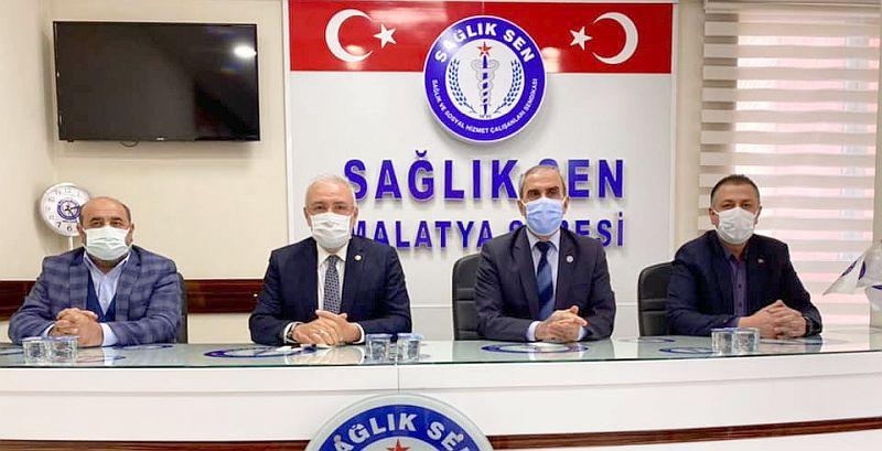 """""""Hastane 3-4 Ay İçerisinde Malatyalılara Hizmet Verecek"""""""