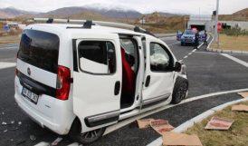 Elazığ- Malatya Yolundaki Kazada 6 Yaralı
