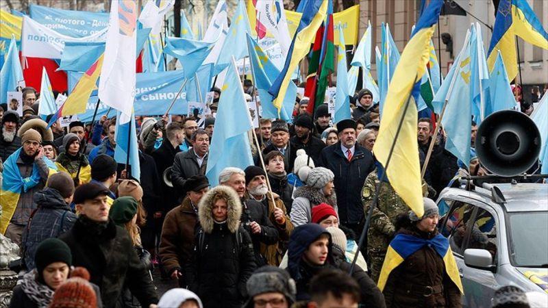 Rusya'nın Kırım'ı Yasa Dışı İlhakının 7'nci Yılı