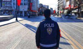 Kısıtlamayı İhlal Eden 70 Kişiye Ceza